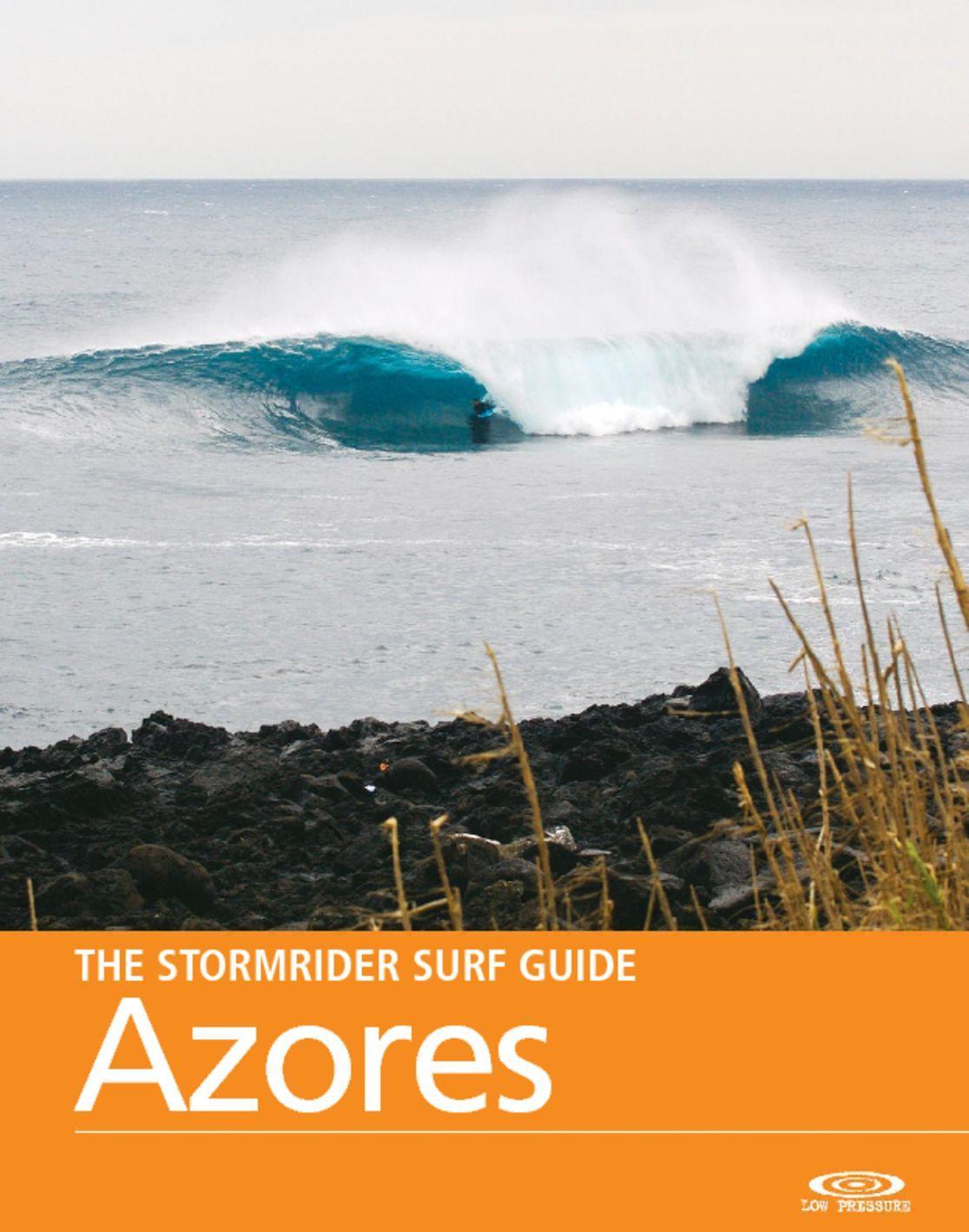 The Stormrider Surf Guide Azores Digital