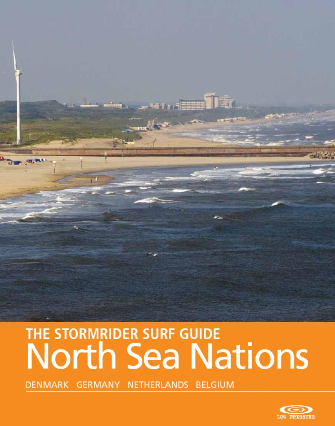 The Stormrider Surf Guide: North Sea Nations (Digital)
