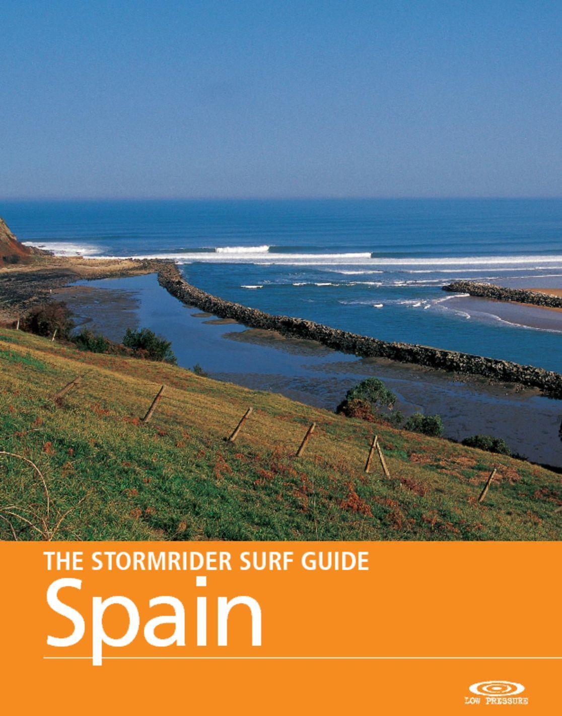The Stormrider Surf Guide Spain Digital