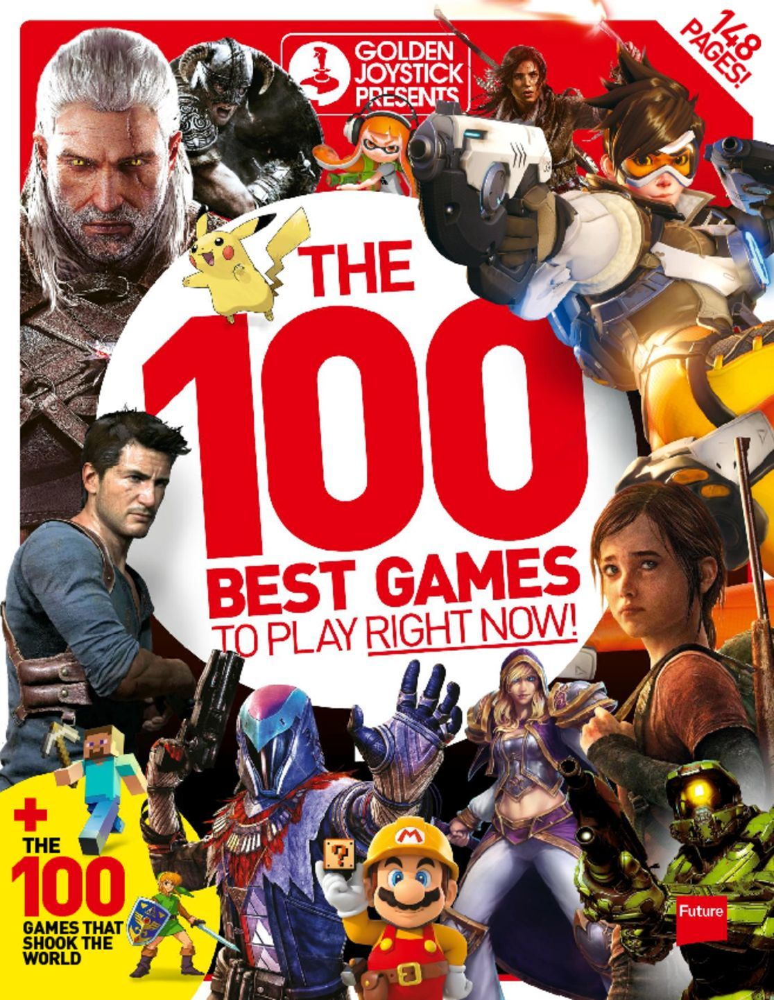 Games To Play Now : The best games to play right now magazine digital