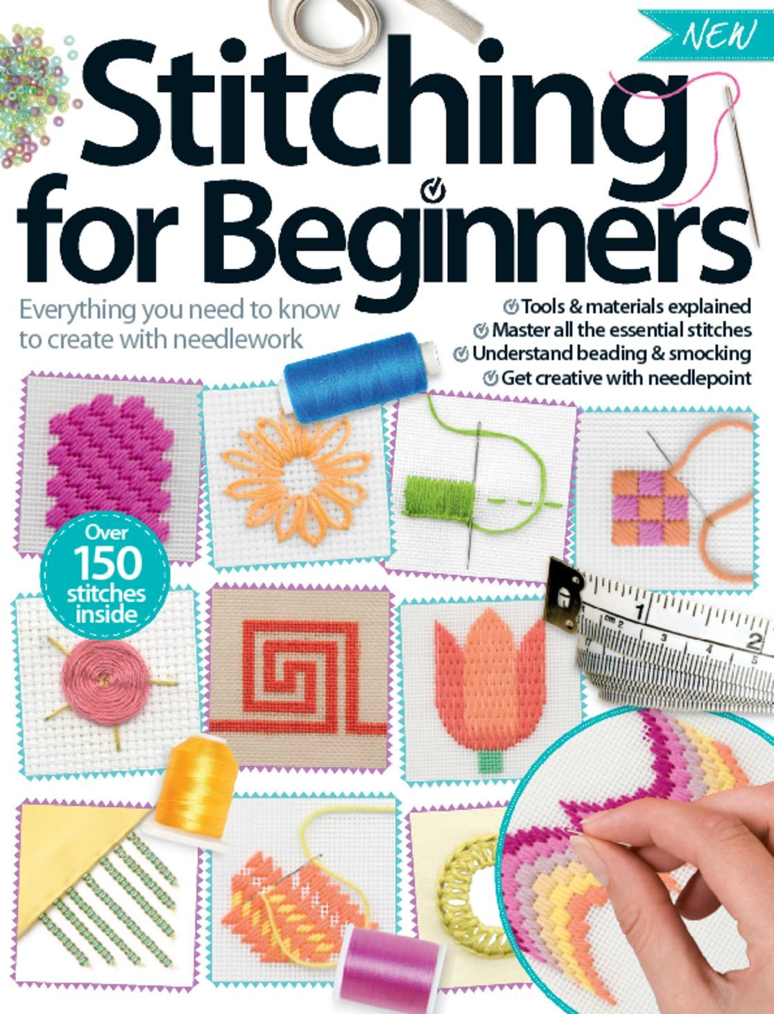 Stitching For Beginners Digital