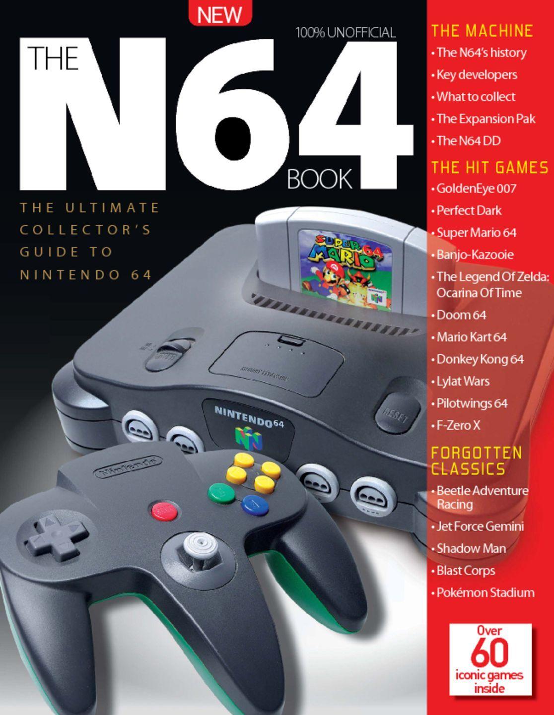 The N64 Book Digital