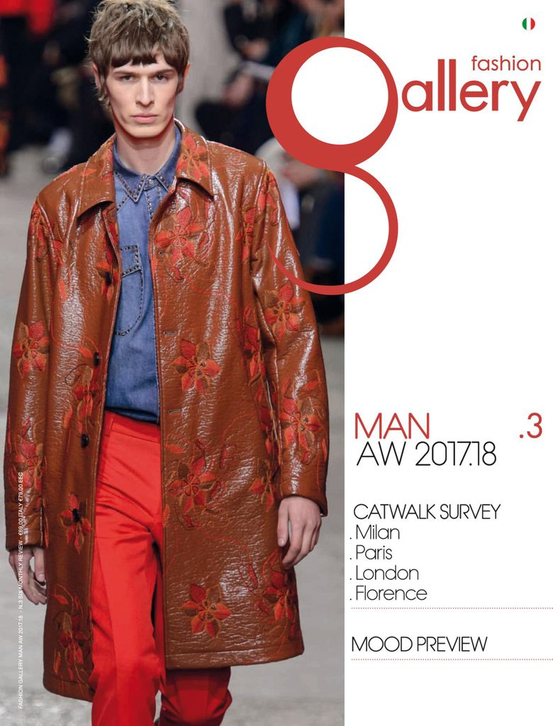 FASHION GALLERY MAN (Digital)