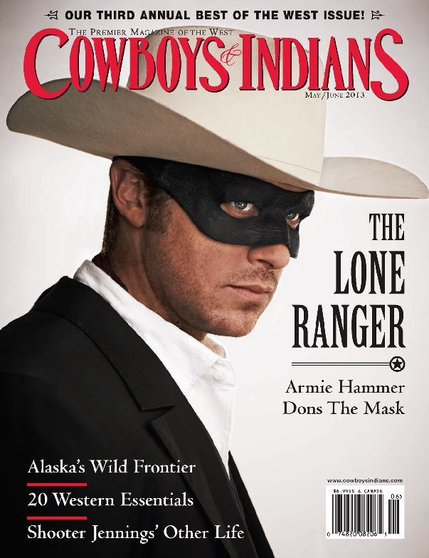 Cowboys & Indians: Special Issue (Digital)