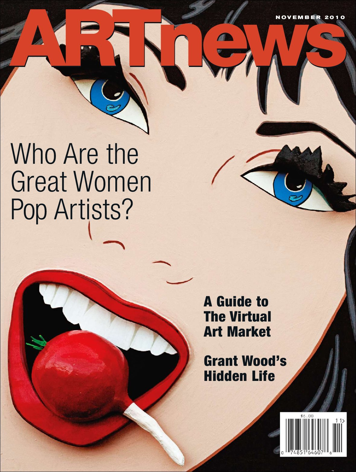 ARTnews November 2010 Express Issue Digital