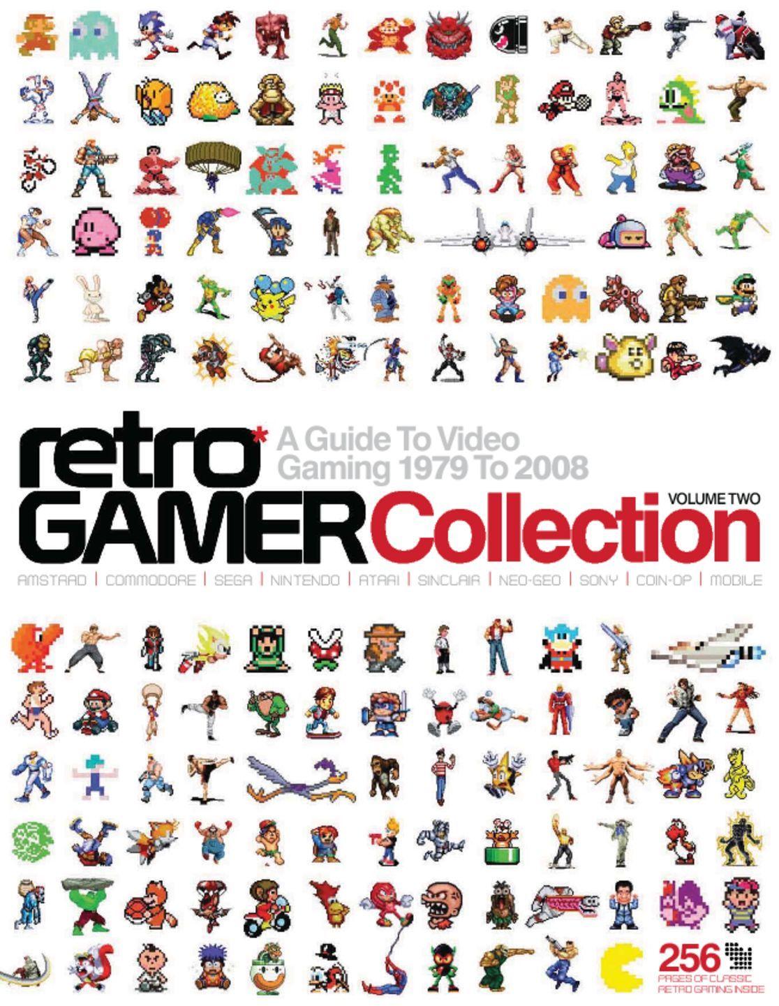 Retro Gamer Collection Vol 2 Digital