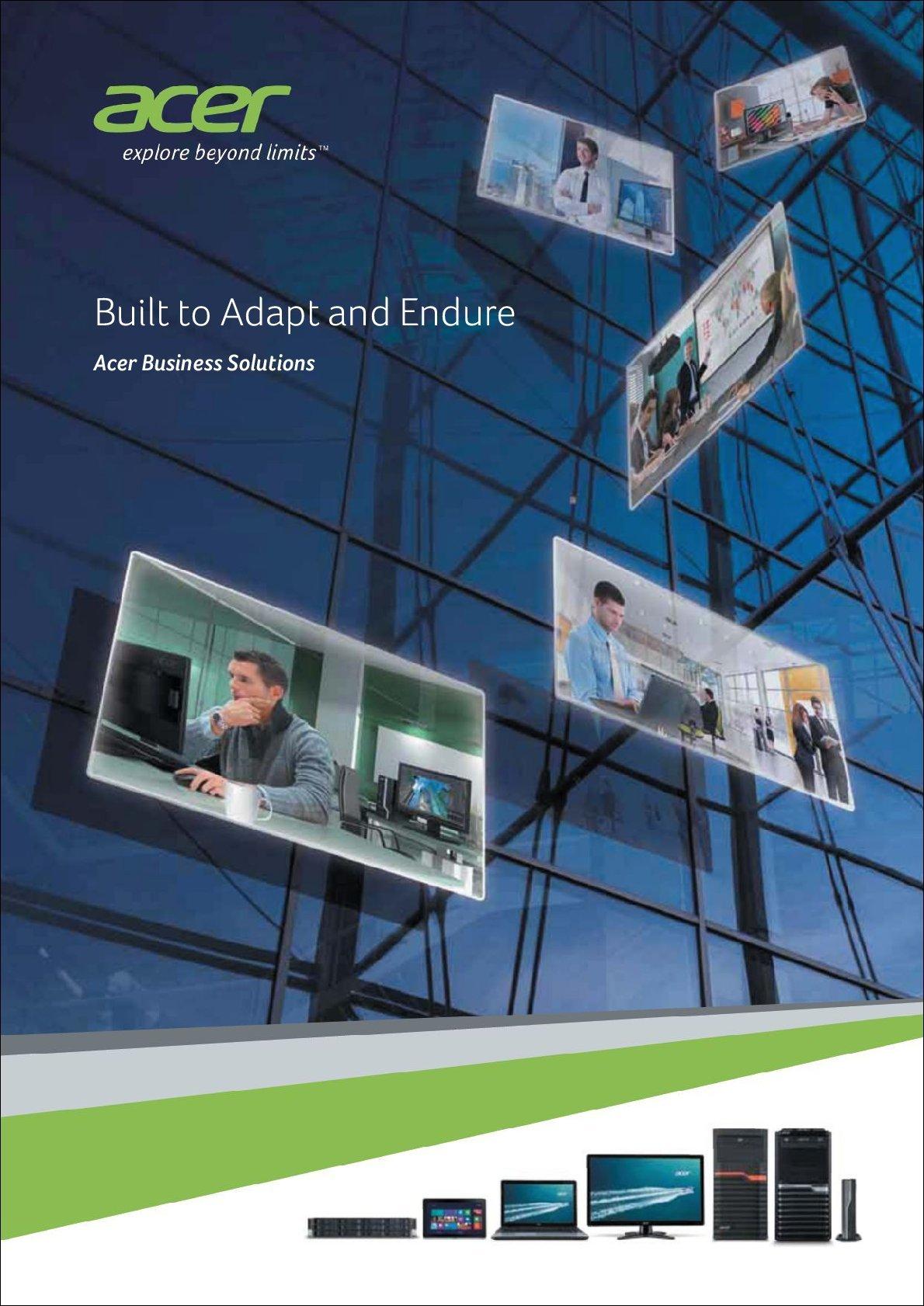 Acer Professional e Catalog Digital