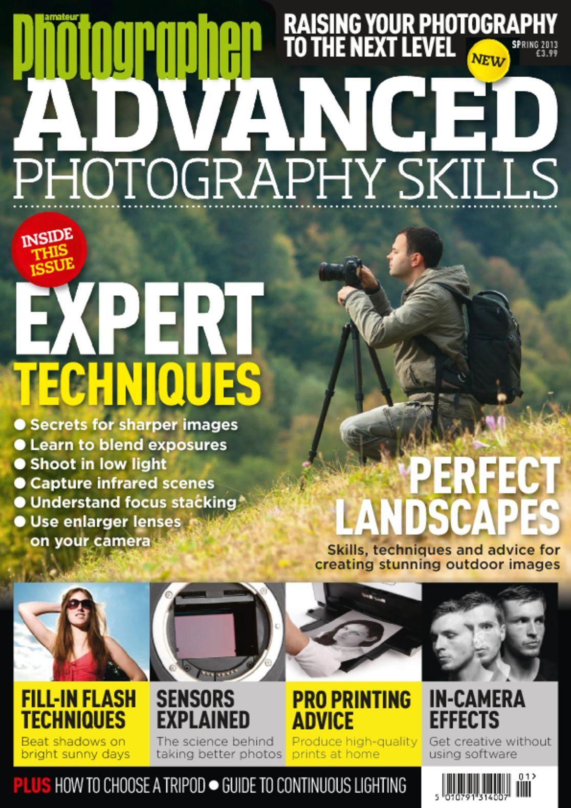 Advanced Photography Skills Digital