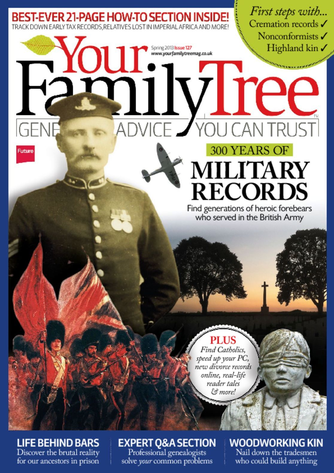 Your Family Tree Free Issue Digital