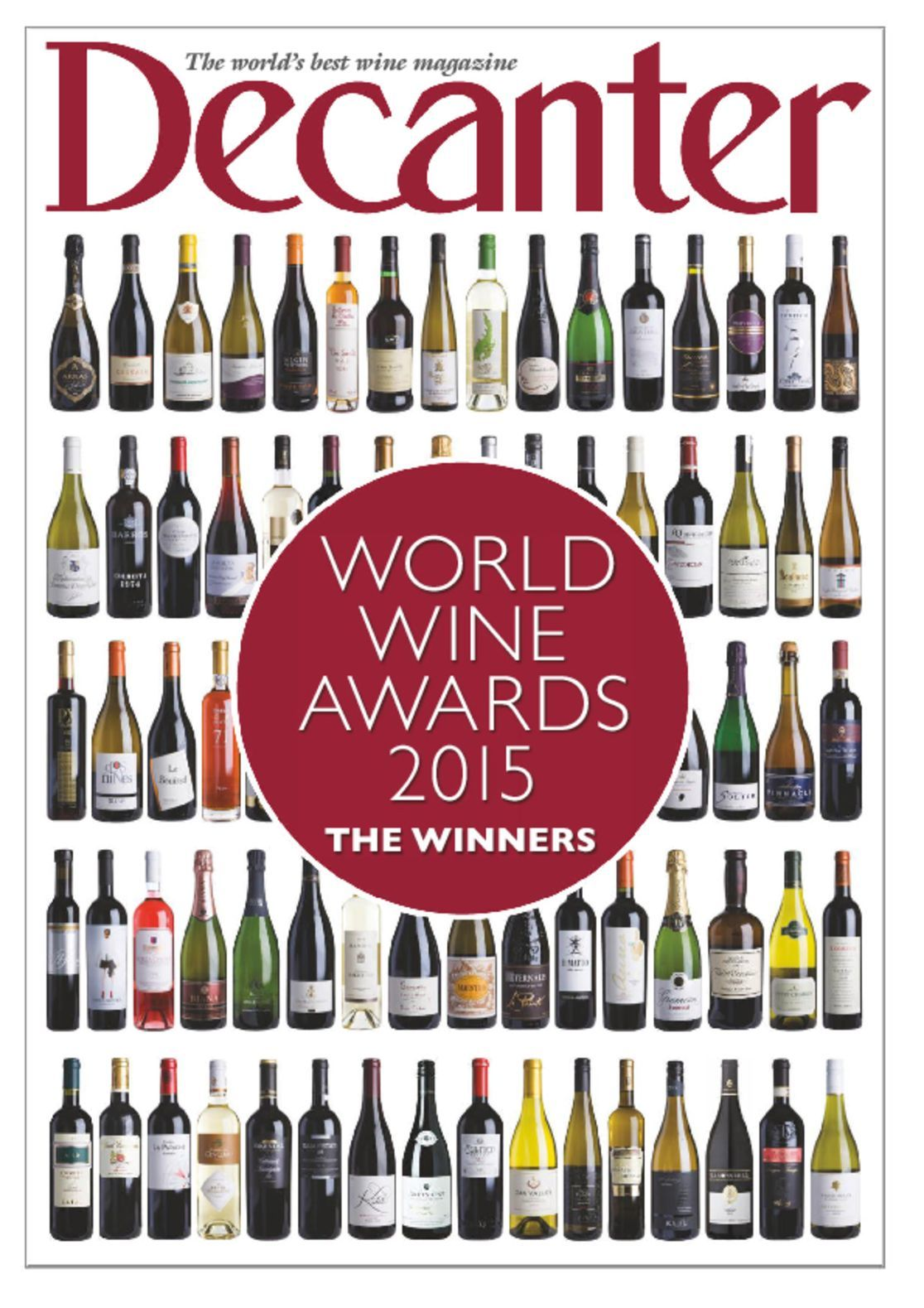 Decanter World Wine Awards 2015 (Digital)