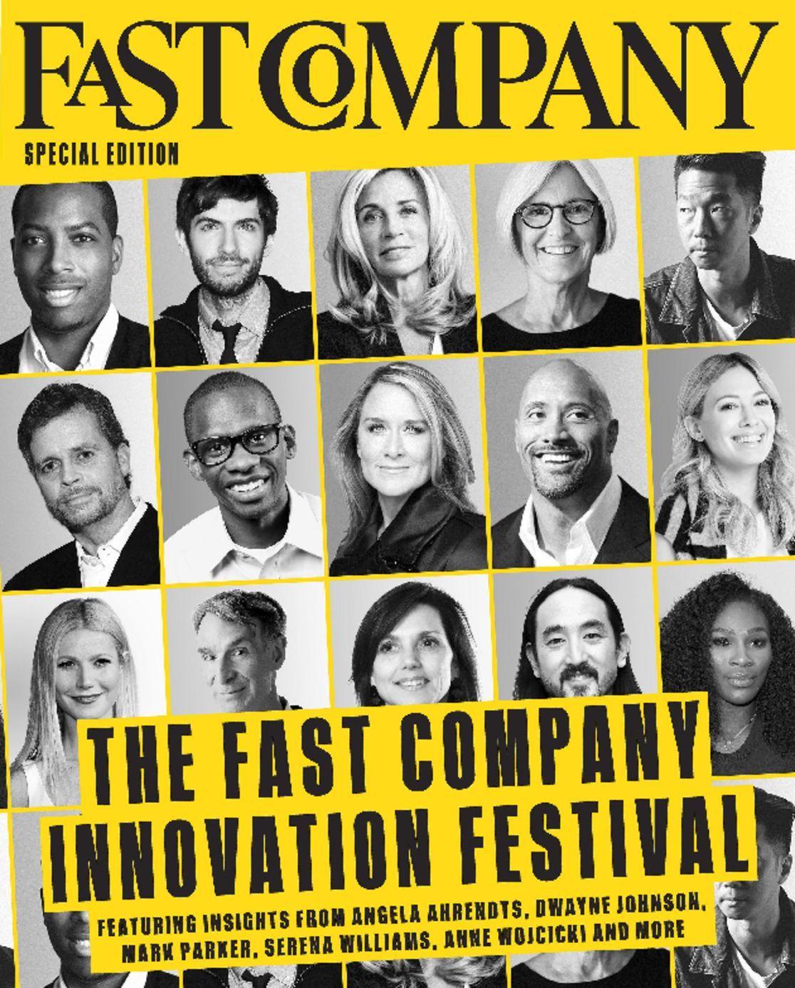 Fast Company Innovation Festival Digital