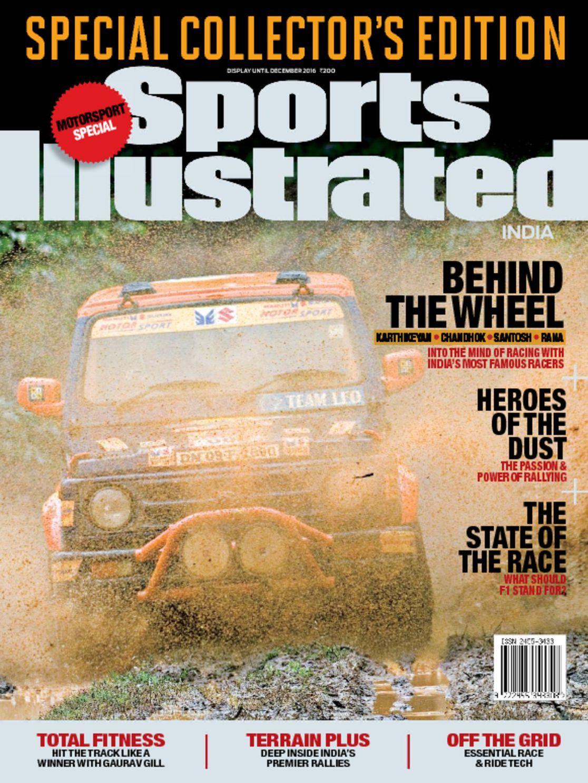 Sports Illustrated Motorsport Special Digital