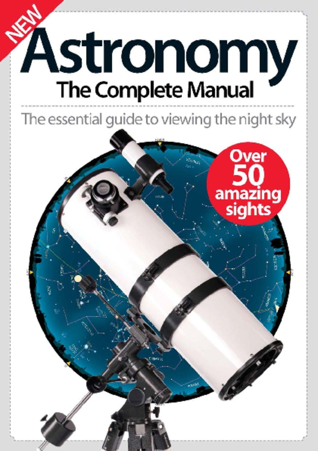 Astronomy The Complete Manual Digital