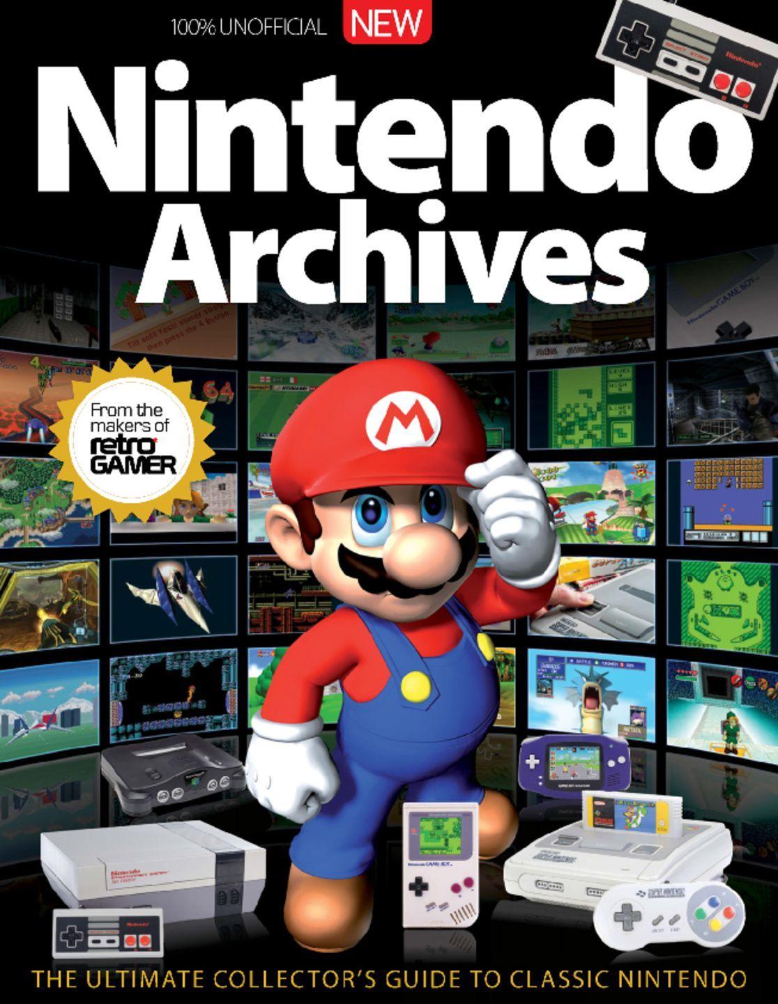 Nintendo Archives Digital