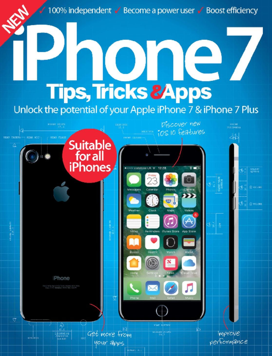 Iphone 7 tips tricks apps magazine digital for Apps ideas for iphone
