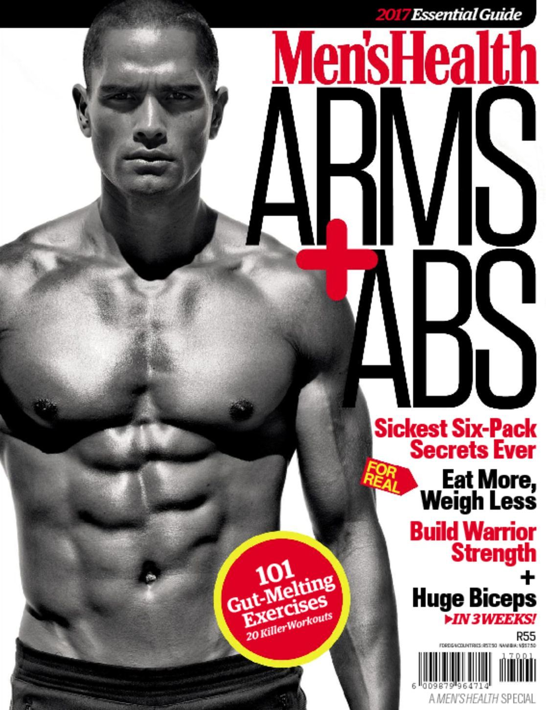 Men's Health Complete Guide to arms & abs (Digital)