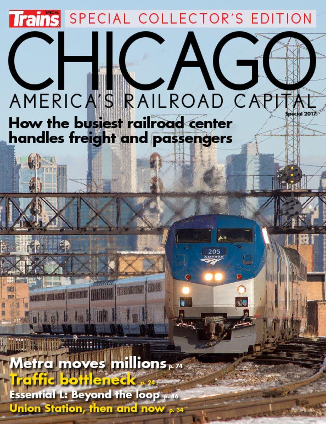 Chicago Americas Railroad Capital Digital