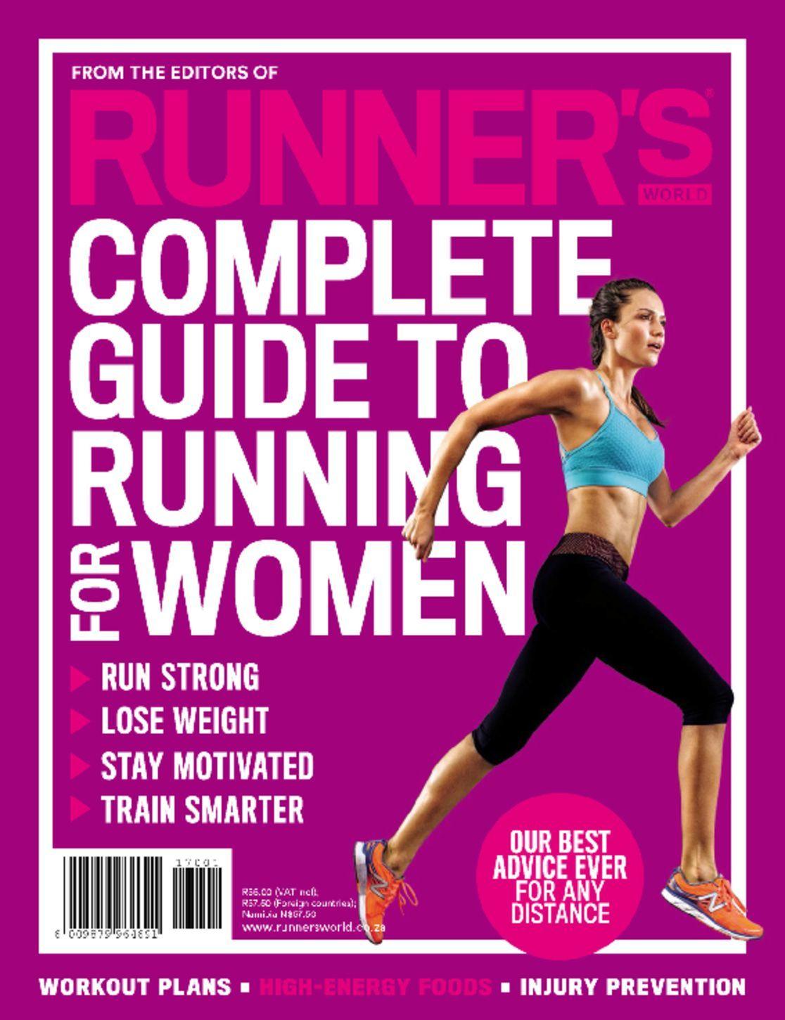 Runners World Womens Guide to Running Digital