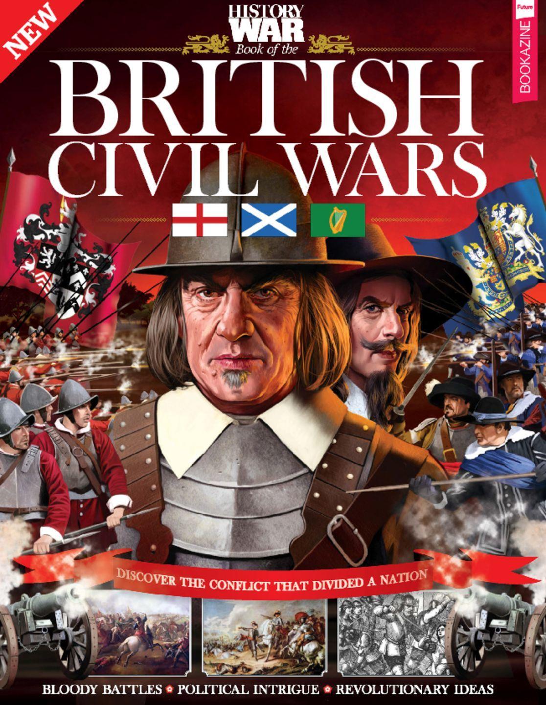 History Of War Book Of The British Civil Wars Digital