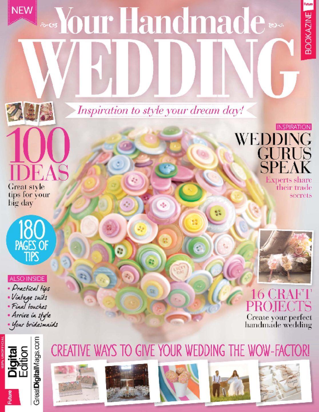 Your Handmade Wedding Digital