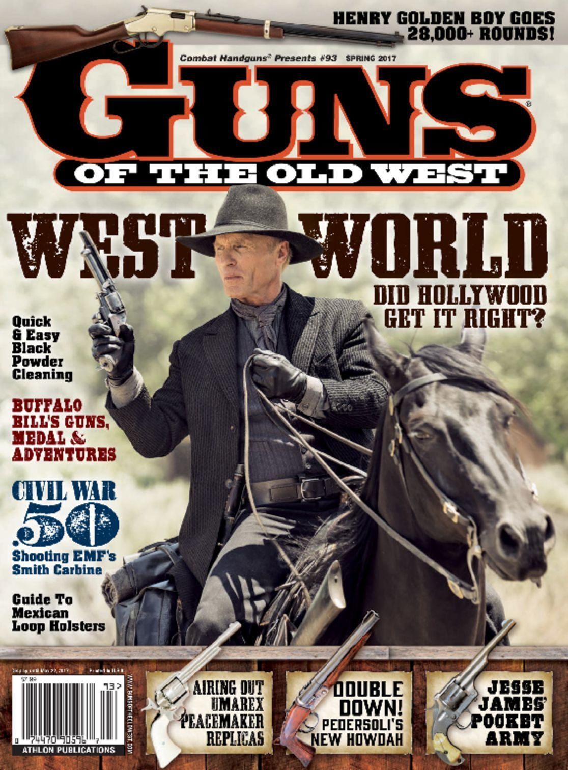 guns of the old west magazine digital