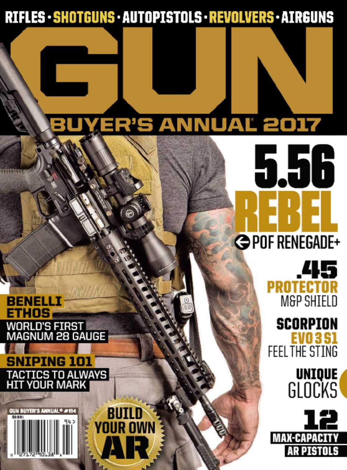 Gun Buyers Annual Digital
