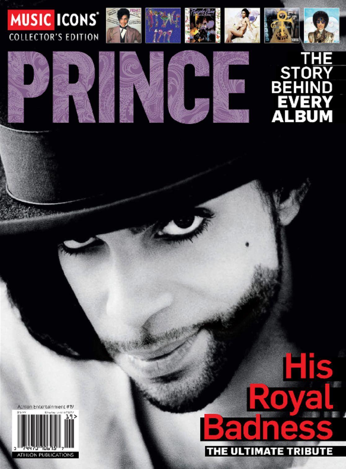 Music Icons Prince Digital