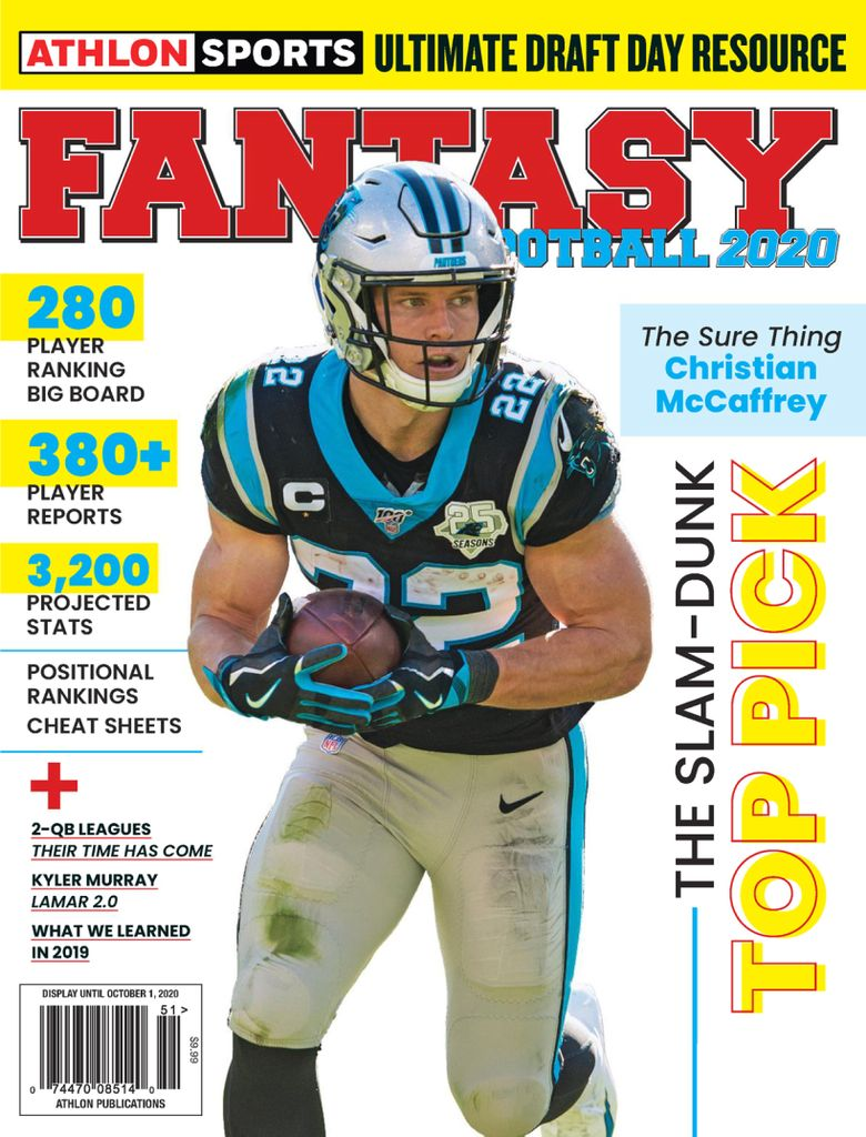 Athlon Sports Magazine (Digital) Subscription Discount