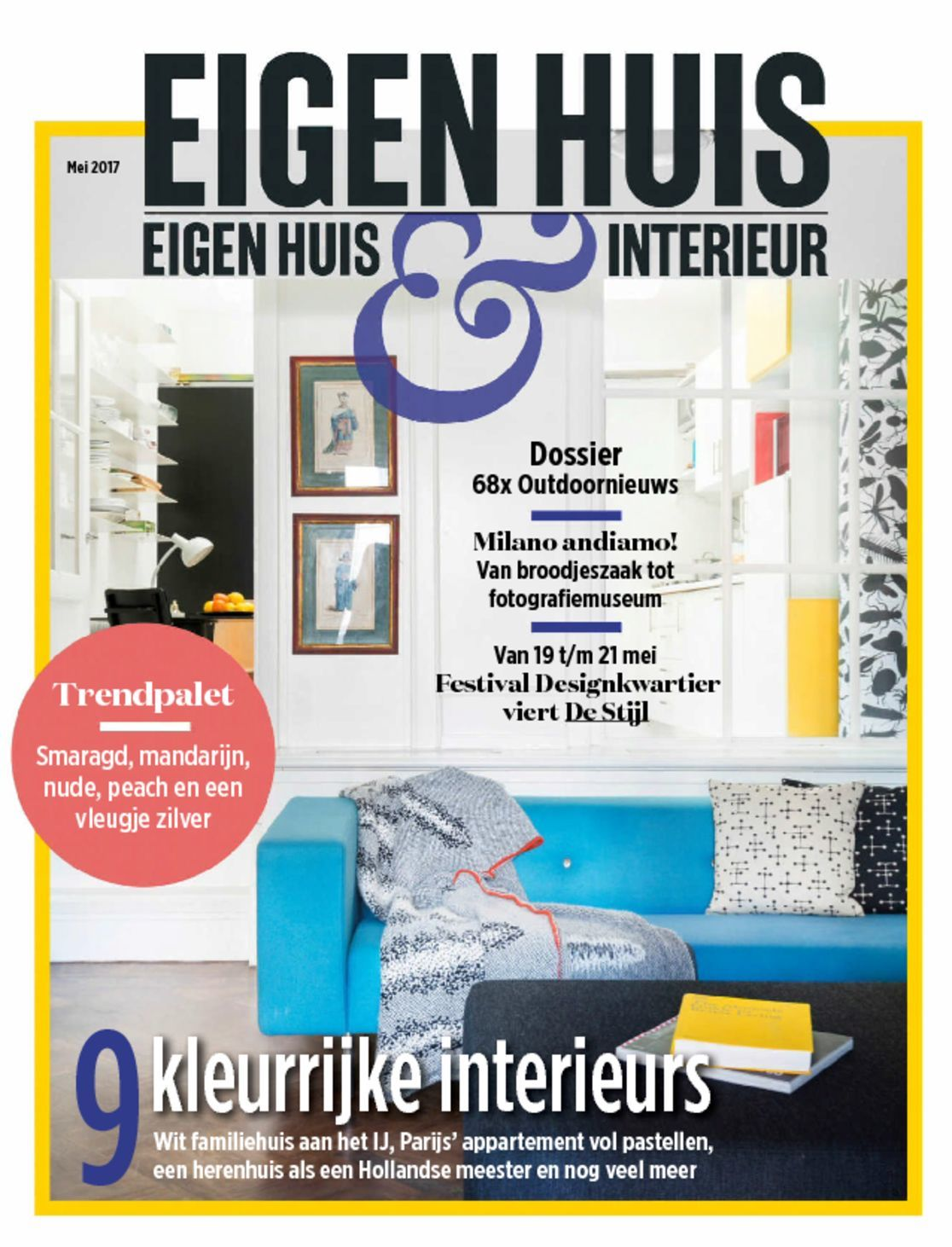 Eigen huis interieur magazine digital for Eigen huis en interieur