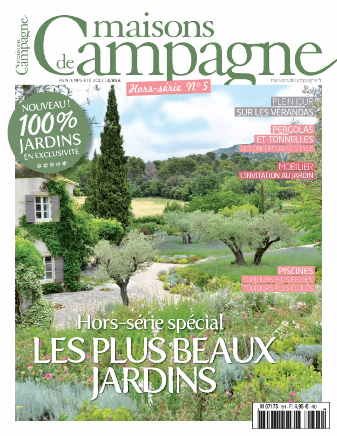 maisons de campagne hors s rie magazine digital. Black Bedroom Furniture Sets. Home Design Ideas