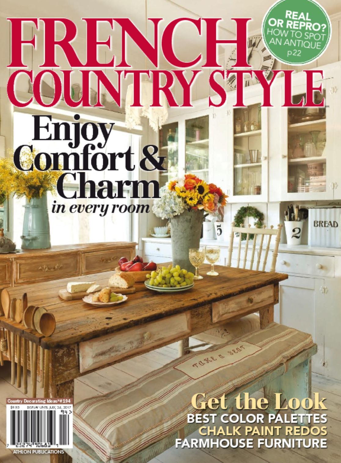 French Country Style Magazine Digital