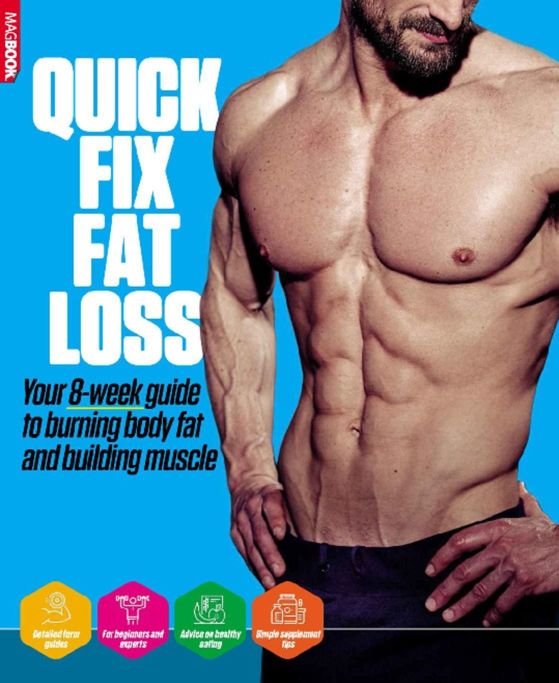 Men's Fitness Quick Fix Fat Loss Digital