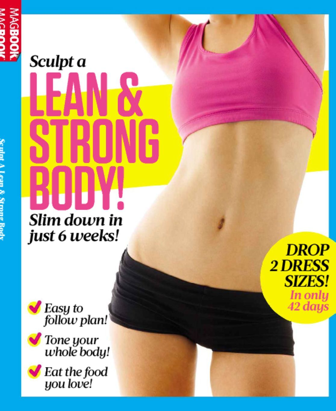 Womens Fitness Sculpt A Lean and Strong Body Digital