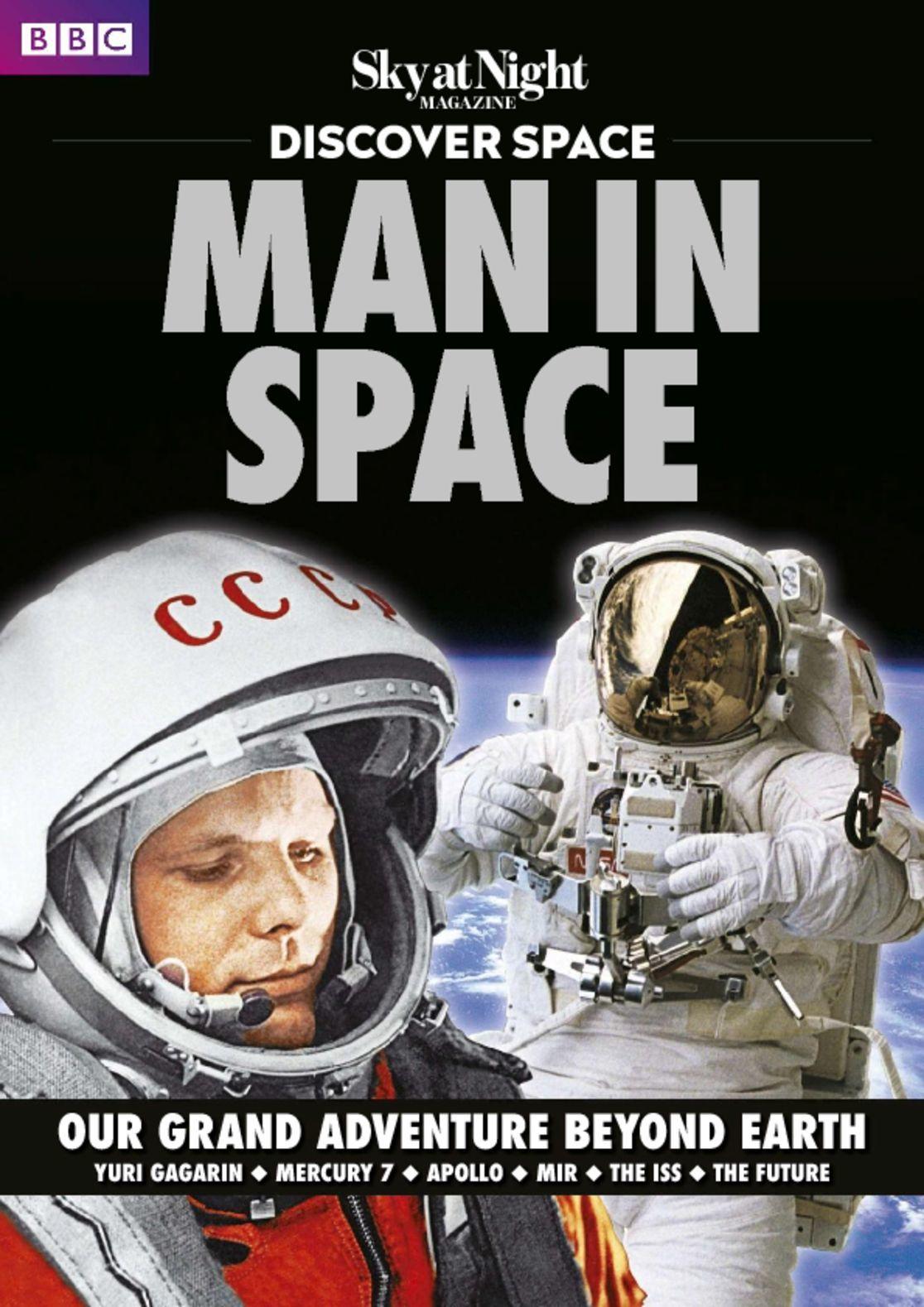 Man in Space Digital