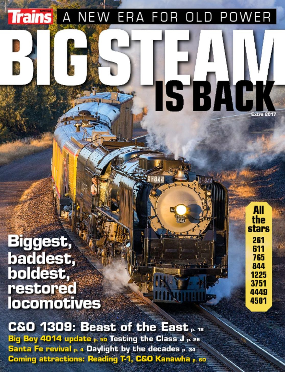 Big Steam is Back Digital
