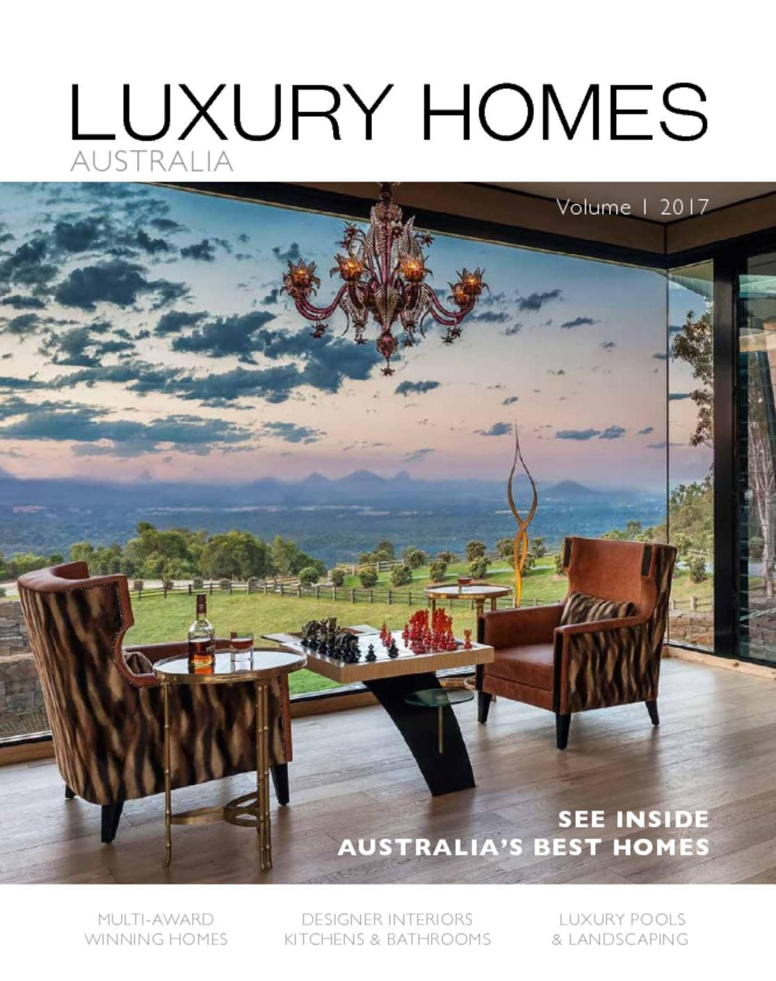 Luxury Homes Australia Magazine Digital