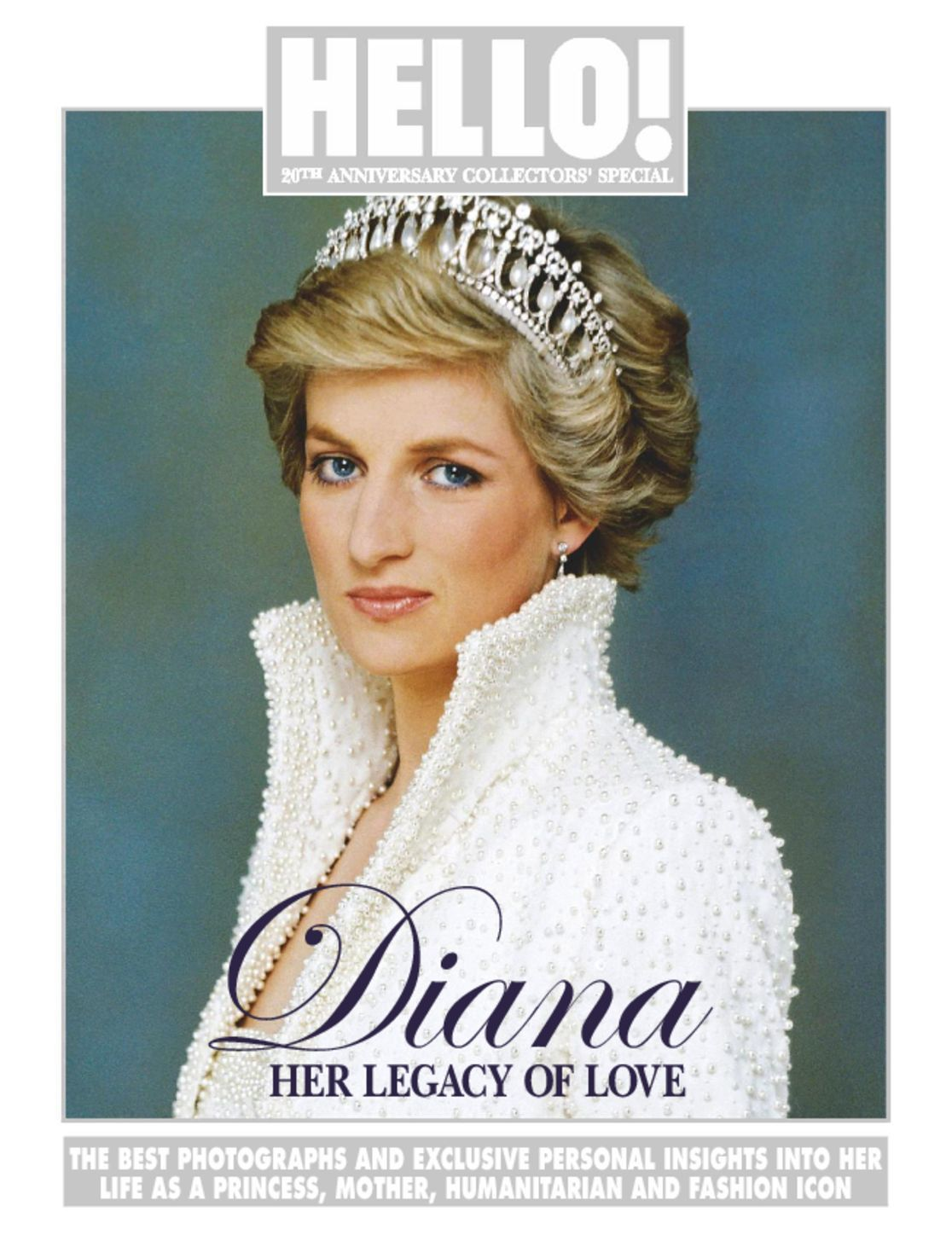 Diana Her Legacy of Love Digital