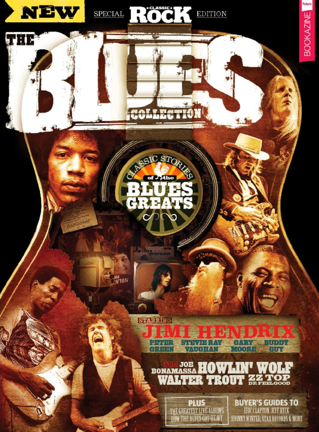 Classic Rock Special Edition The Blues Collection Digital