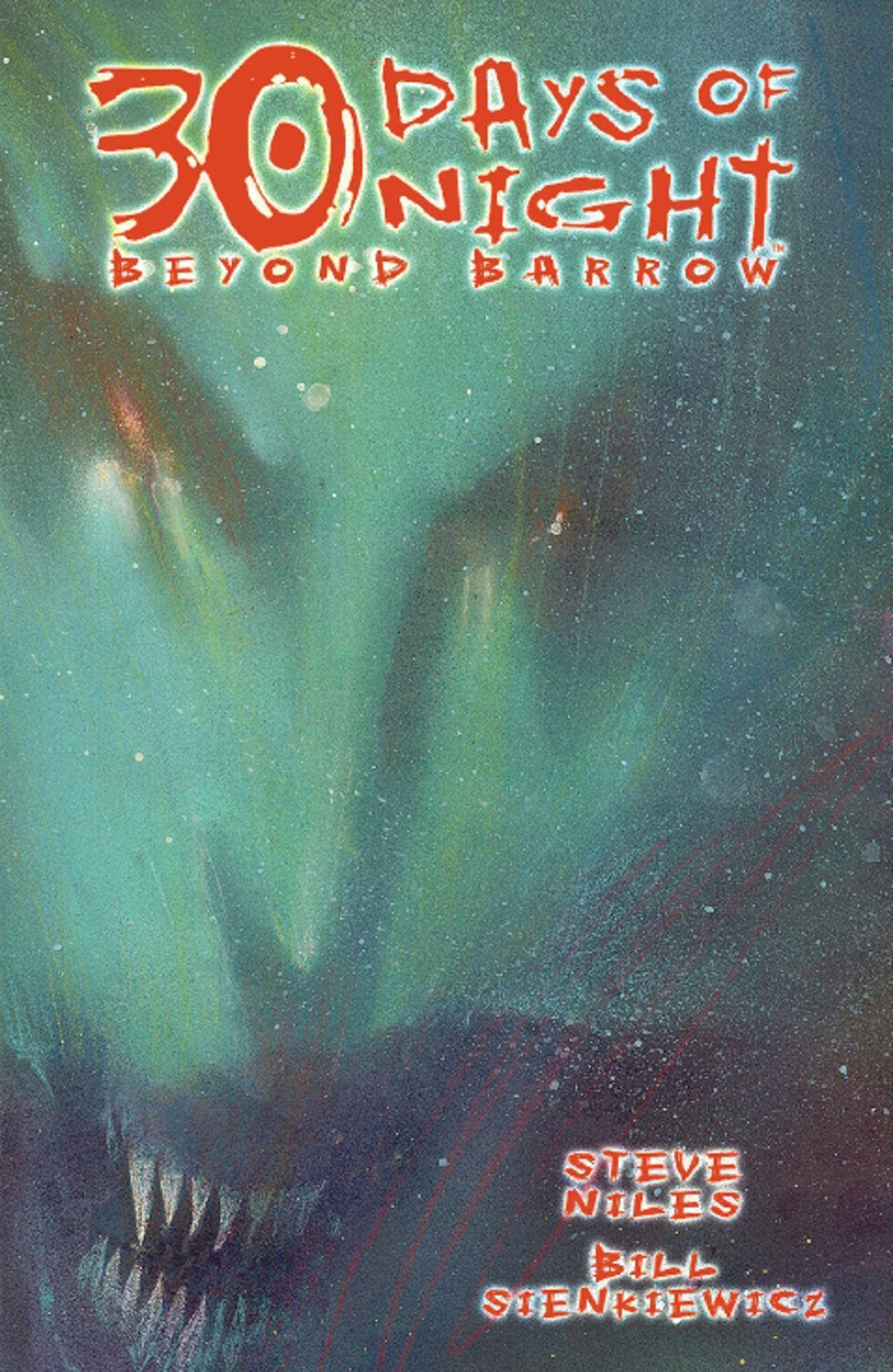 30 Days of Night Beyond Barrow Digital