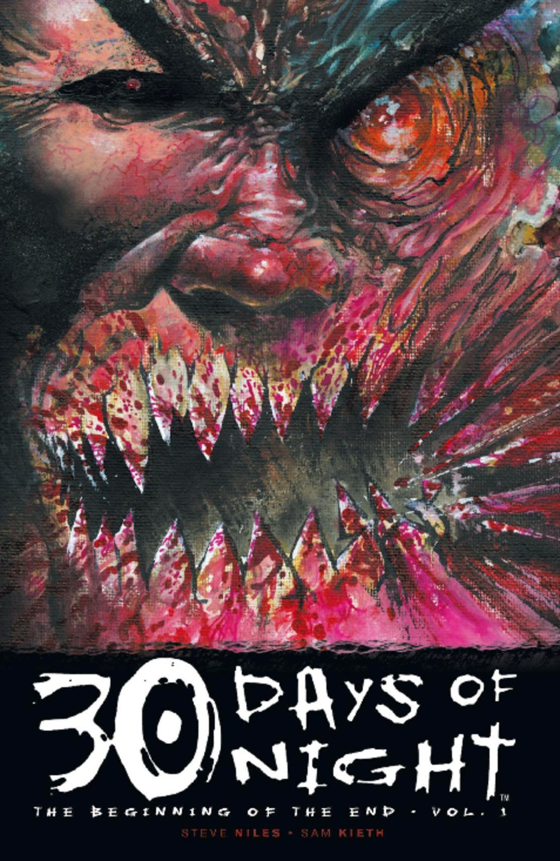 30 Days of Night Ongoing Vol 1 Digital