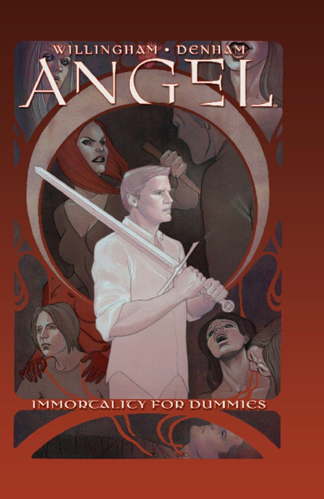 Angel Immortality For Dummies Digital