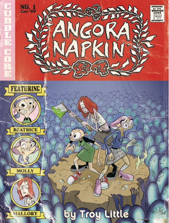Angora Napkin Vol 1 Digital