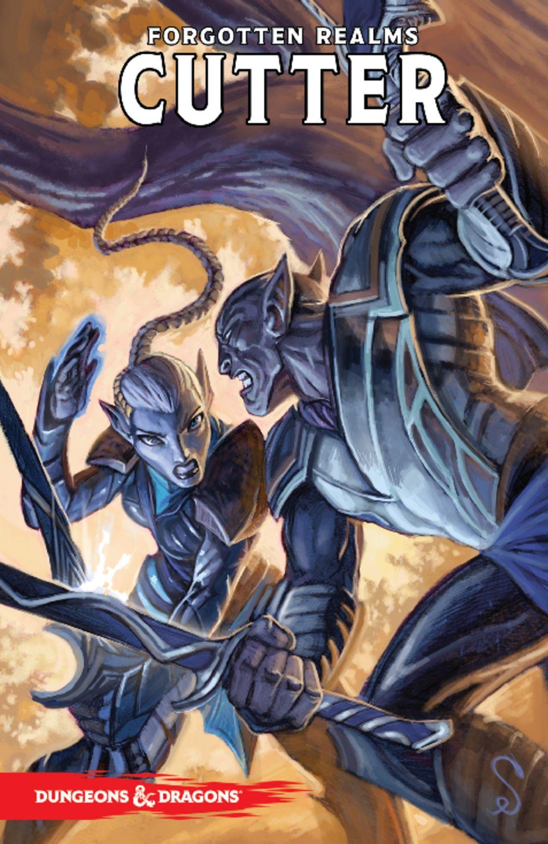 Dungeons Dragons Cutter Digital