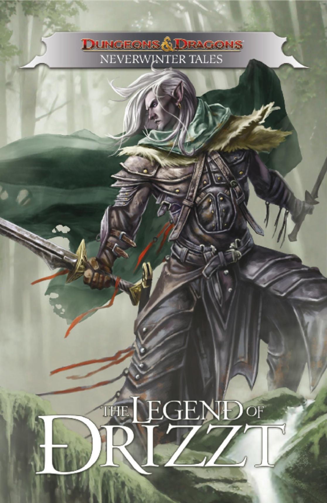 Dungeons Dragons Drizzt Neverwinter Tales Digital