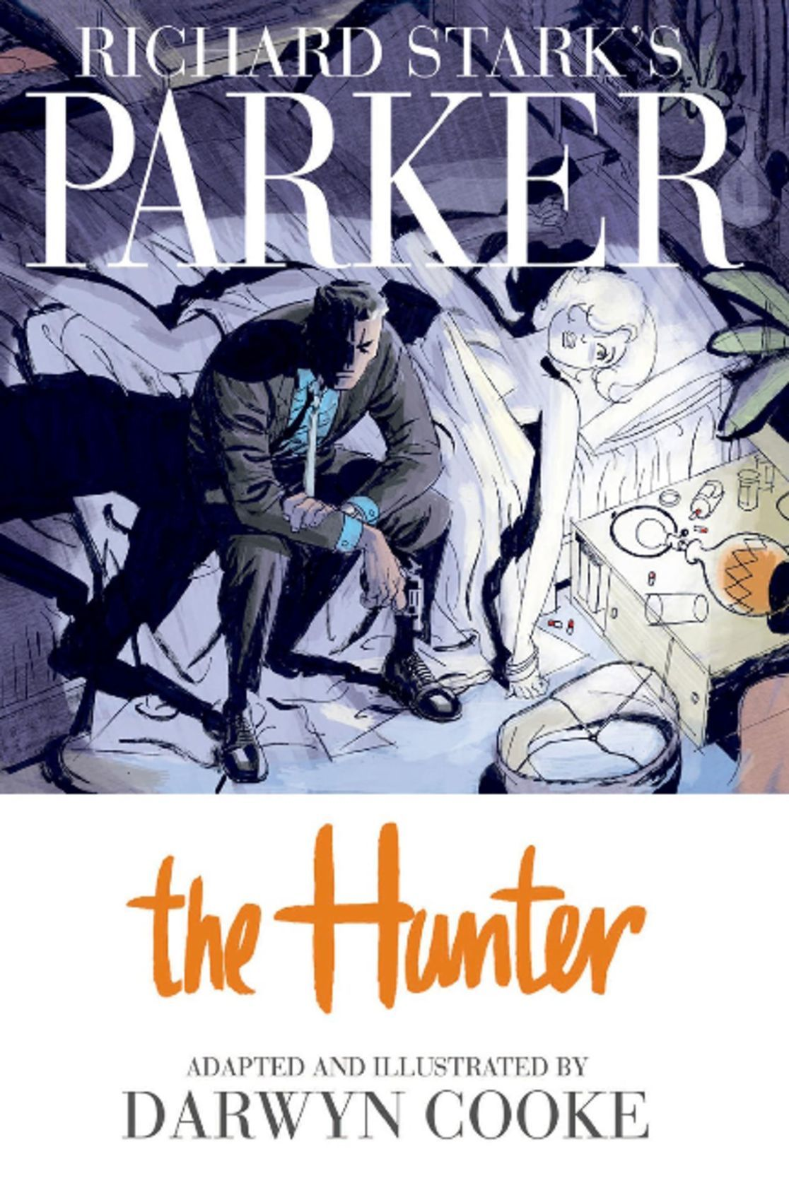 Parker The Hunter Digital