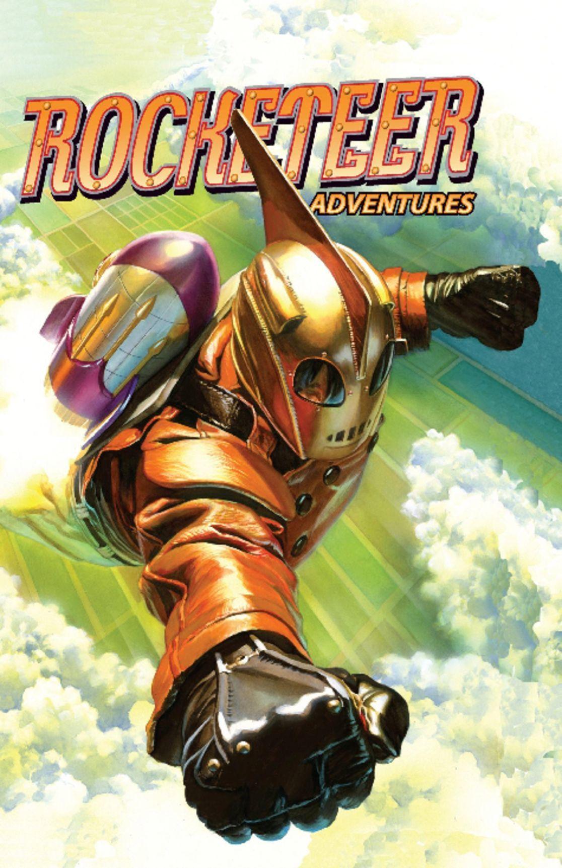 Rocketeer Adventures Vol 1 Digital
