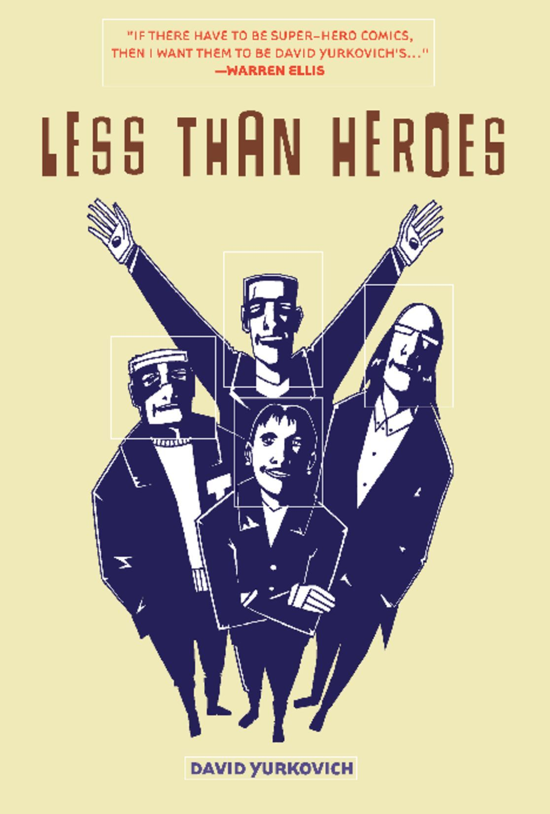 Less Than Heroes Digital