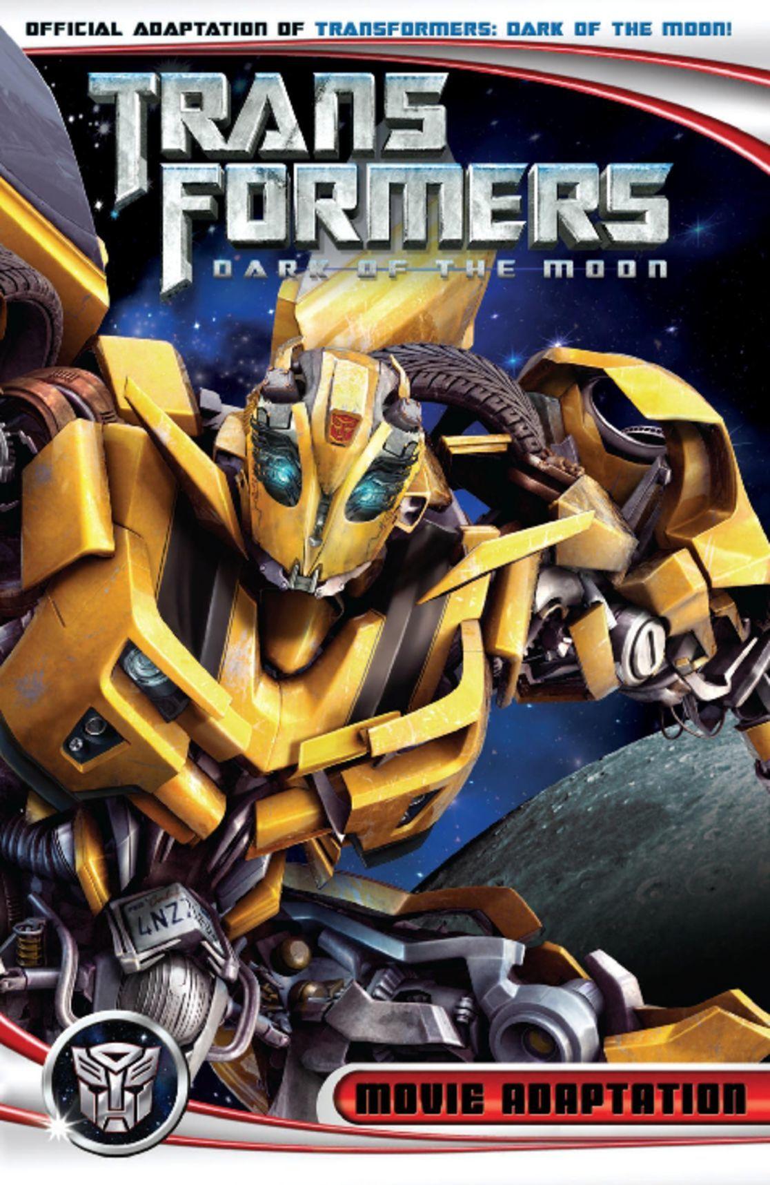 Transformers 3 Movie Adaptation Dark of the Moon Digital