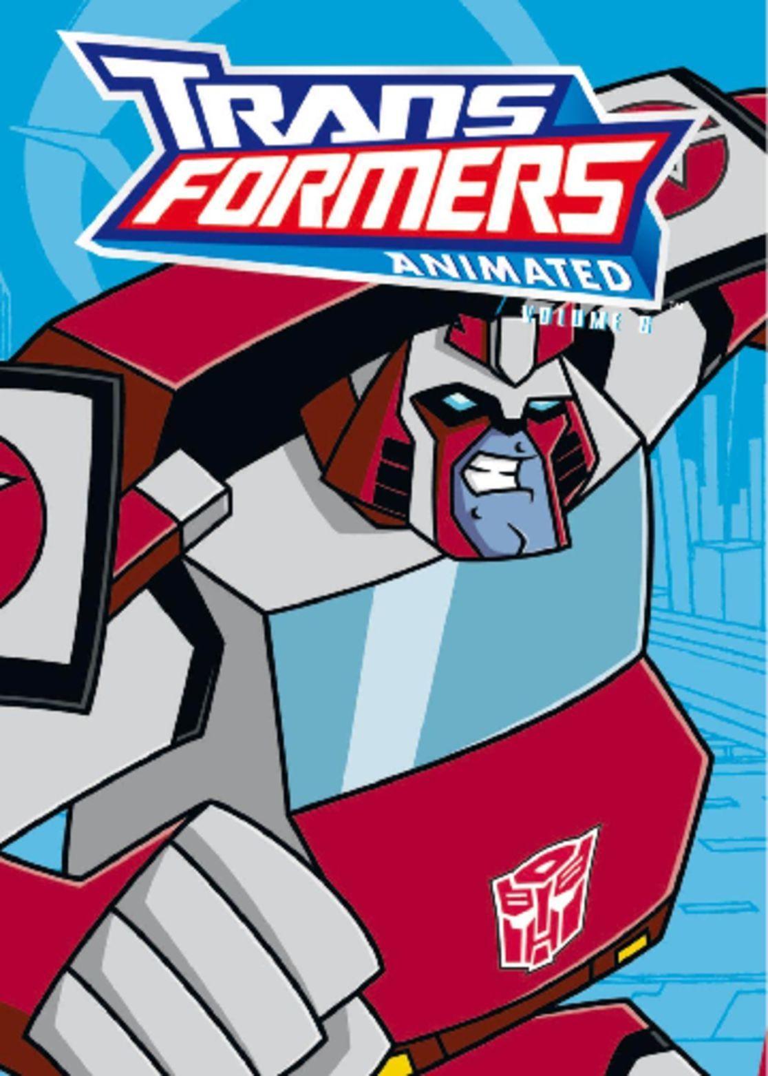 Transformers Animated Vol 6 Digital