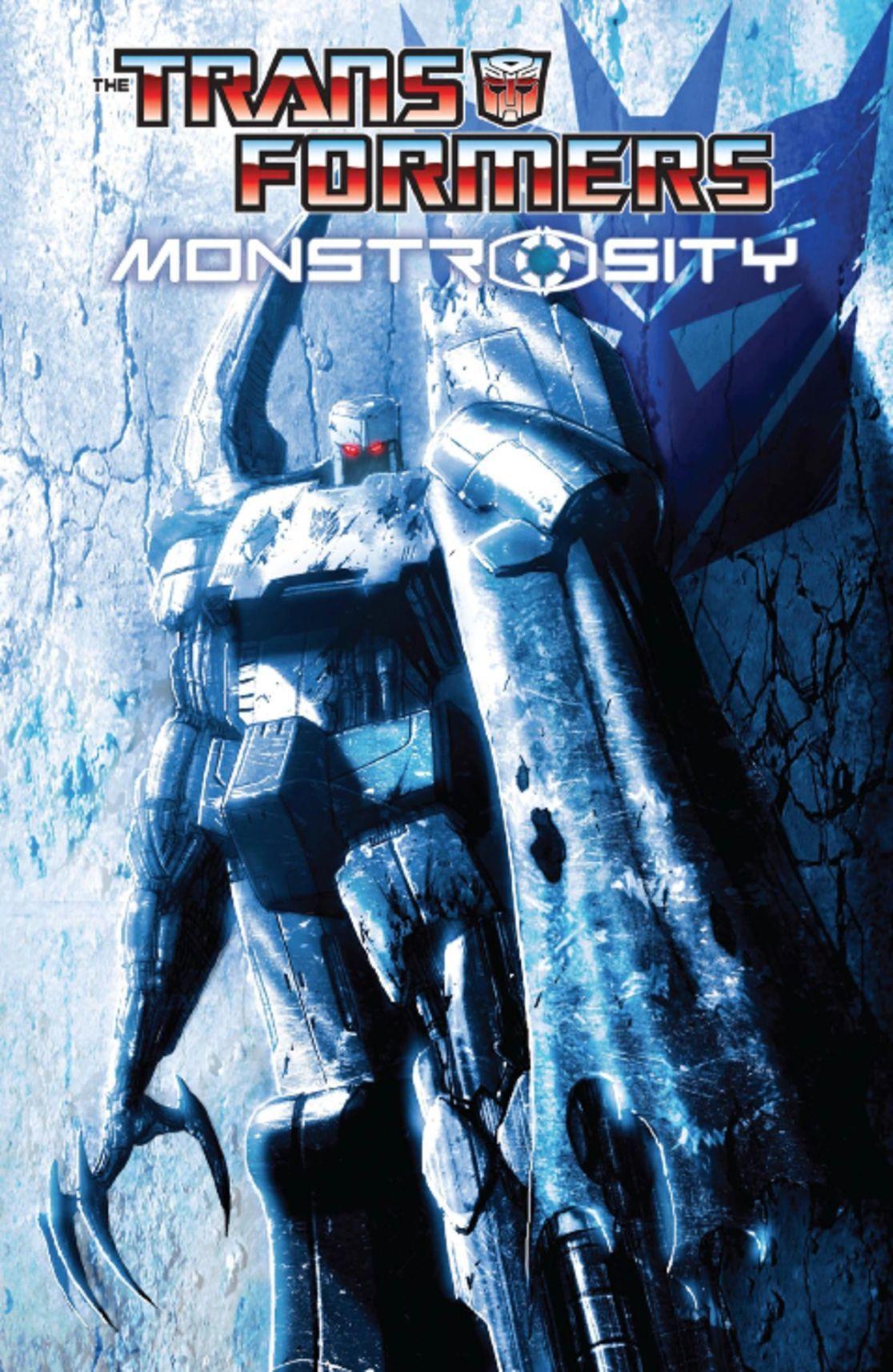 Transformers Monstrosity Digital